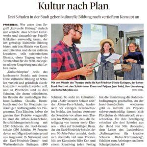 PZ Pforzheim vom 21.10.2016 Seite 20
